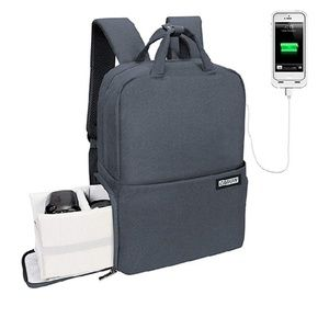 Nwt Caden Camera Laptop Backpack